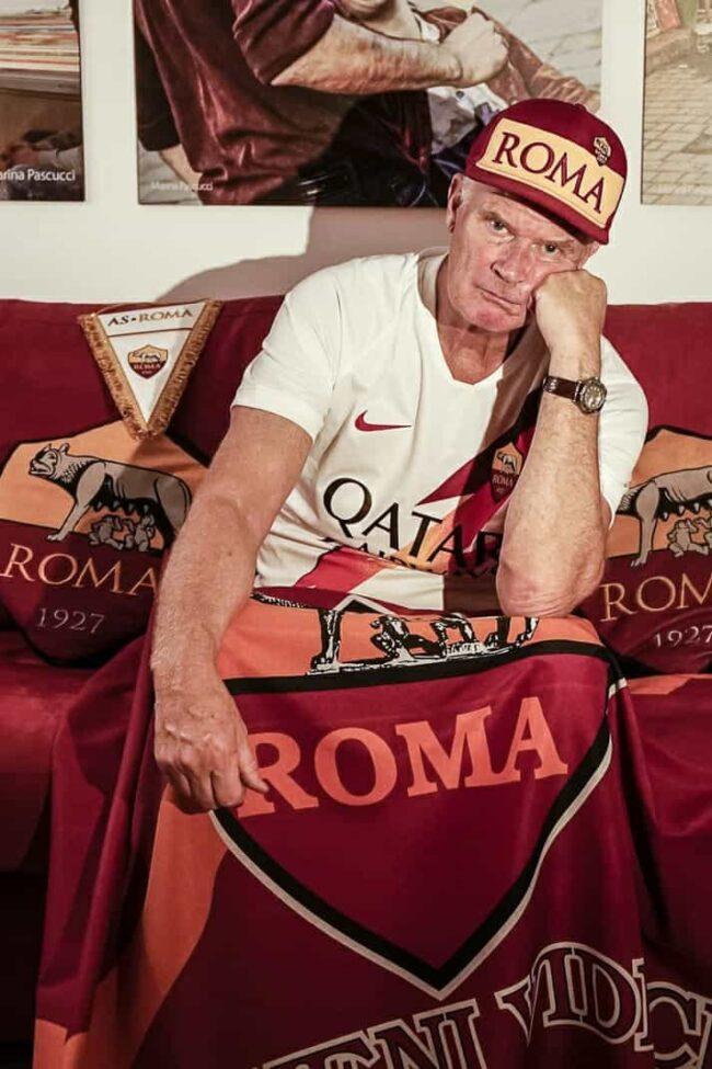 John, Roma