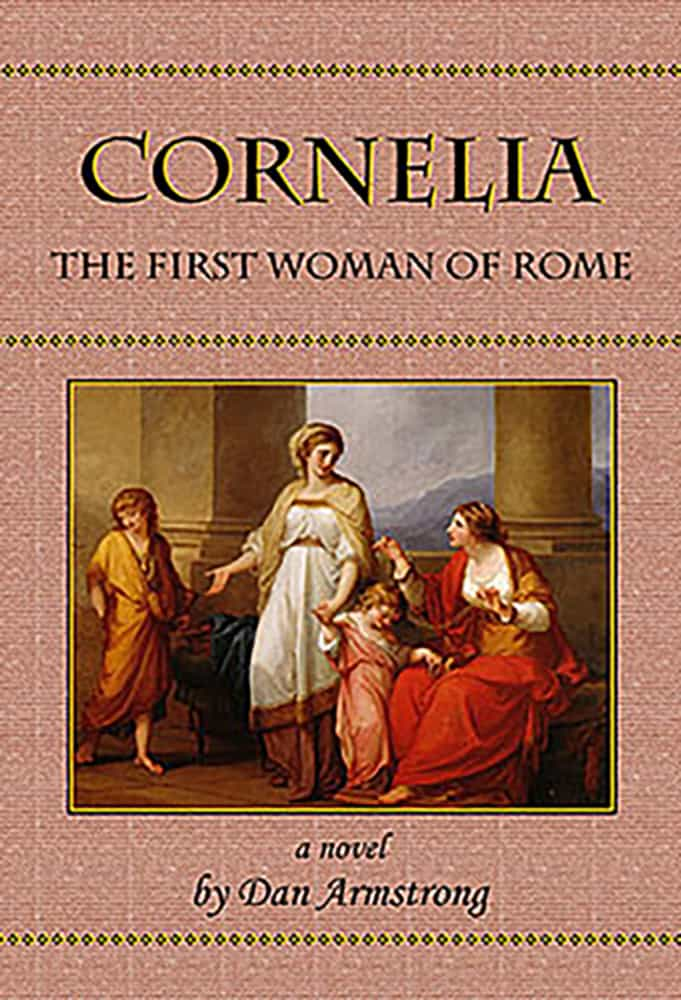 """Cornelia"" a superb historical novel that puts you in middle of the violence, corruption and inequality of Roman Republic"