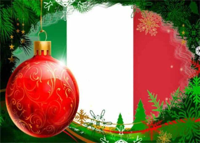 Christmas flag 2020