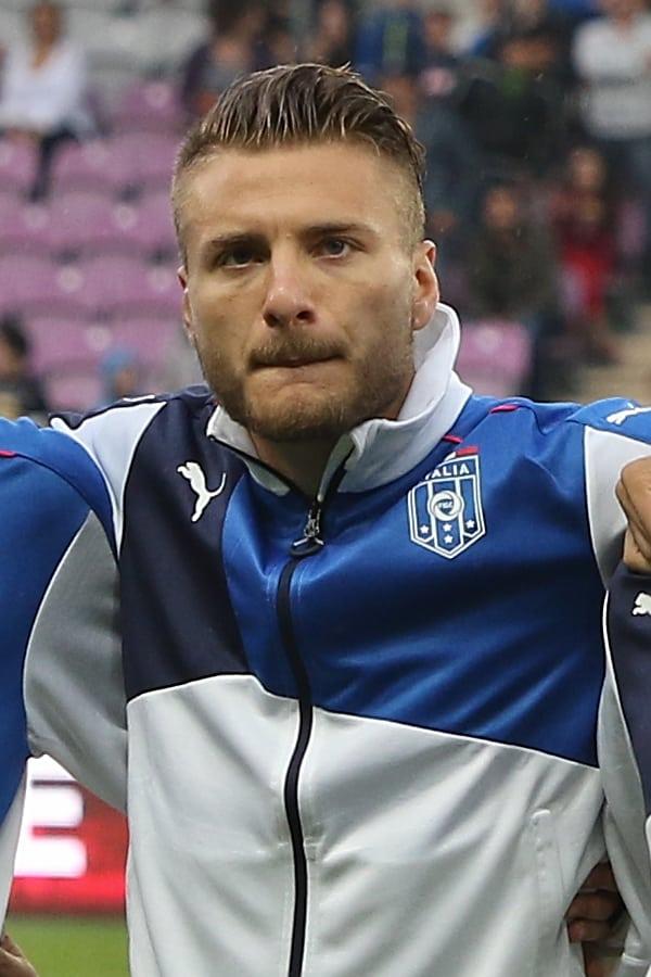 Ciro Immobile has 123 goals in 177 games with Lazio.