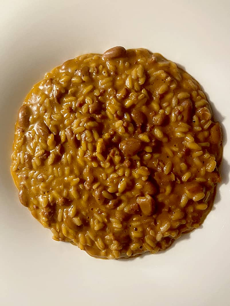 La Panissa alla Vercellese is Vercelli's oldest and most famous risotto recipe.